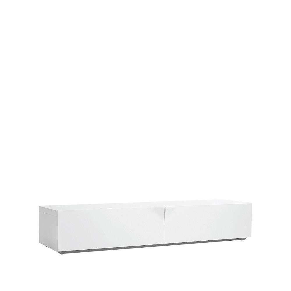 BI751 MRS. BILL 雪白色漆面电视柜