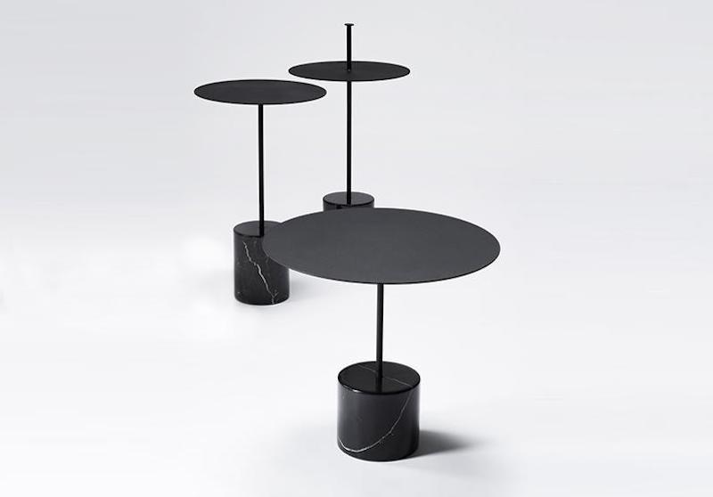 CALIBRE 雲石边桌 (高)