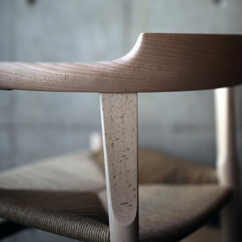 PP68 CHAIR IN OAK SOAPTREATED