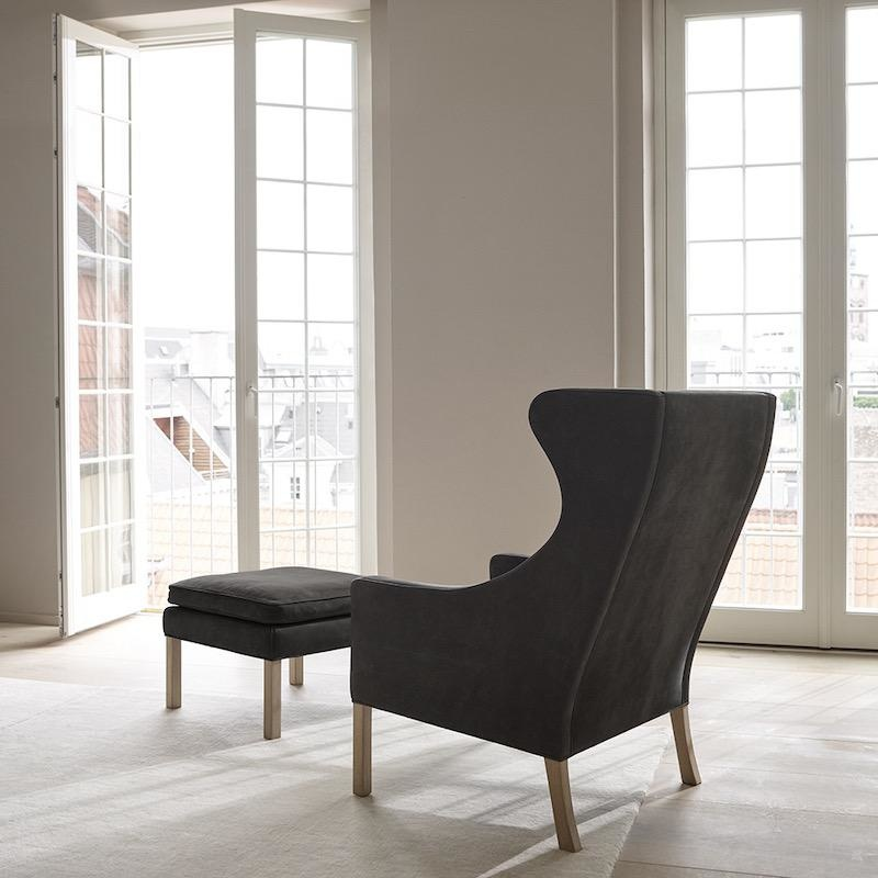 2204 THE WING CHAIR 休闲椅