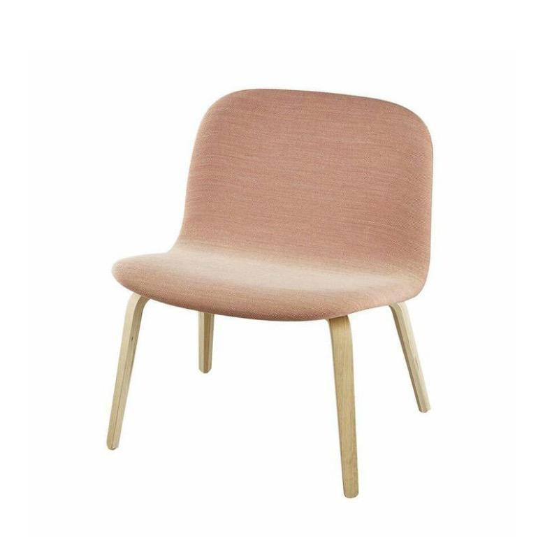 VISU 粉红色休闲椅