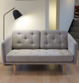 2002 NO. 1 2-SEATER SOFA IN FABRIC