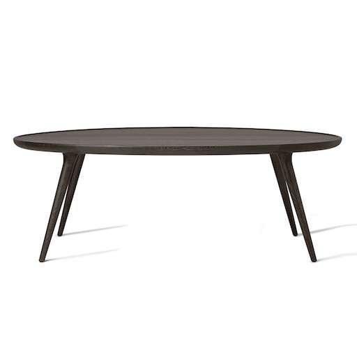 ACCENT 椭圆形休闲桌