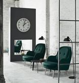 FH21 JOIN 黑色漆面橢圓形咖啡桌