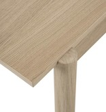 LINEAR OAK TABLE