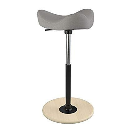 MOVE STOOL IN GREY