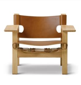 2226 THE SPANISH 橡木休闲椅