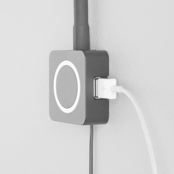 CASTOR USB WALL LAMP
