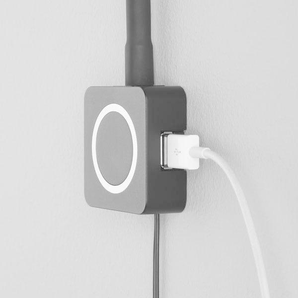 CASTOR USB 壁灯