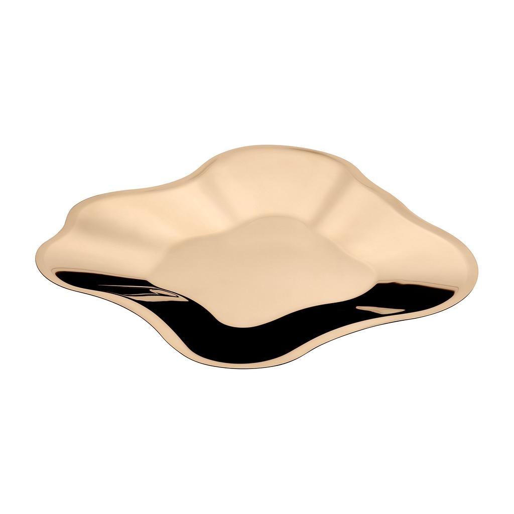 AALTO 玫瑰金色碗子