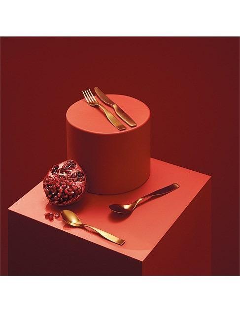 CITTERIO 98 24件玫瑰金六人裝餐具