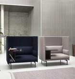 28616 OUTLINE 高背办公版单座位沙发