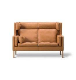 2292 MOGENSEN 皮革双坐位沙发