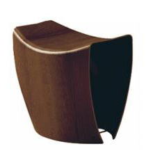 1610 GALLERY 胡桃木凳子