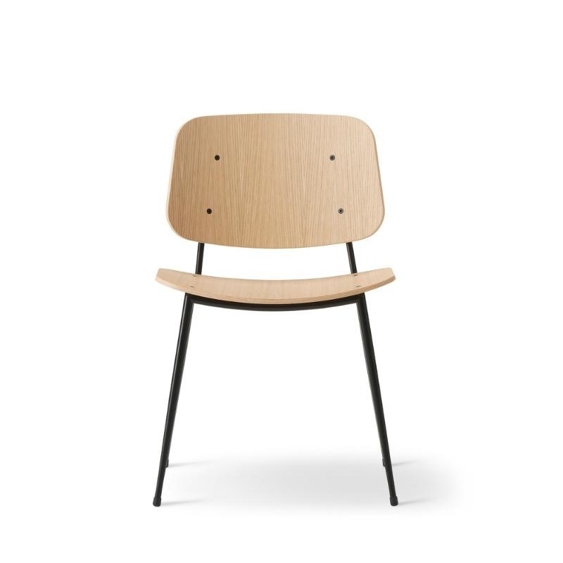 3060 SOBORG METAL BASE CHAIR