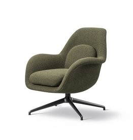 1776 SWOON LOUNGE  PETIT SWIVEL BASE