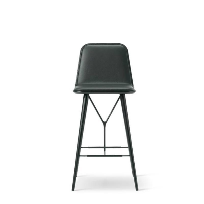 1731 SPINE 木底座吧椅