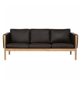 CH163 3-SEATER SOFA