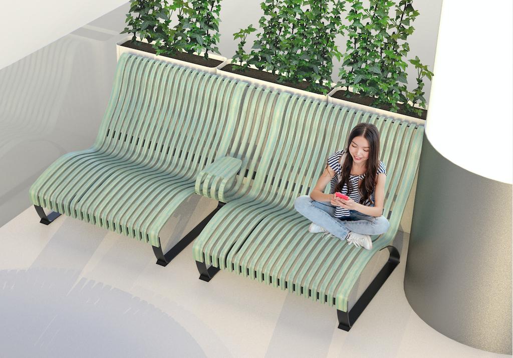 Nova C Recliner 躺椅