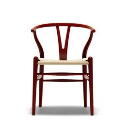 CH24 顏色漆面叉骨椅