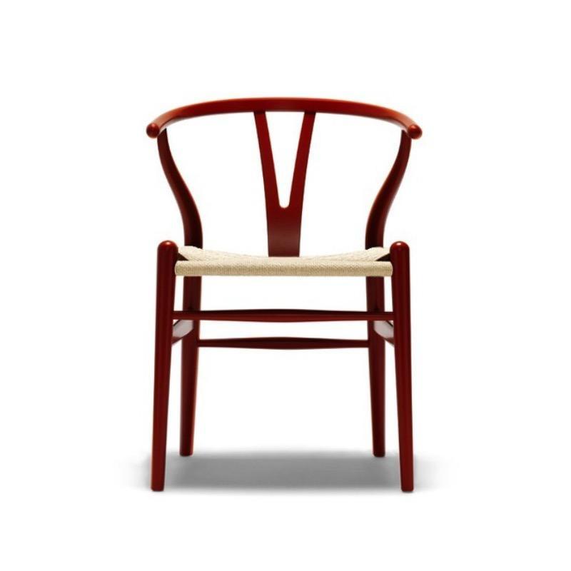 (SHOWROOM ITEM) CH24 顏色漆面叉骨椅