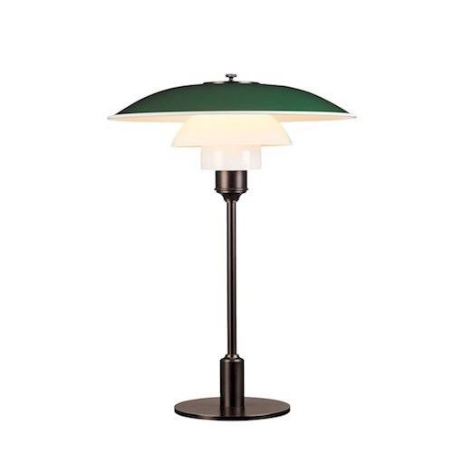 PH 3 1/2-2 1/2 TABLE LAMP IN COLOR FINISH