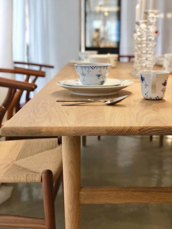 CH327 DINING TABLE IN L248CM