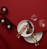 CITTERIO 98 系列24件玫瑰金六人裝餐具