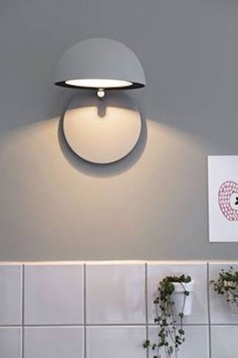 RADON WALL LAMP