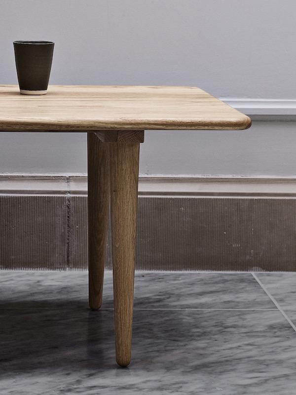 CH011實心橡木咖啡桌