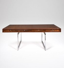 OFFICE DESK IN WALNUT