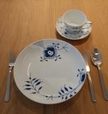 皇家哥本哈根BLUE FLUTE MEGA現代藍花紋碟子