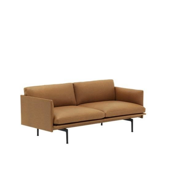 OUTLINE 2-SEATER SOFA