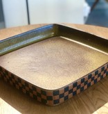 1960's 格子石製器皿