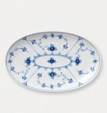 ROYAL COPENHAGEN 皇家哥本哈根平邊唐草橢圓盤子