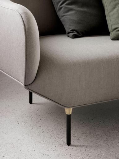 BALE 2.5座位沙發, HARMONY #2102 布料