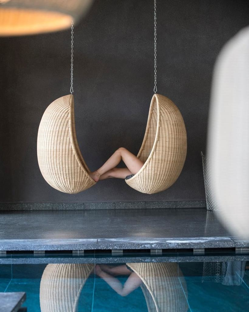 ND-75 HANGING EGG CHAIR
