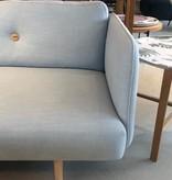 (陳列室展品) HOLD 三座位沙發 冰藍色DIEGO#73布料