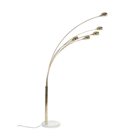 1970's GUSTAV ARC FLOOR LAMP