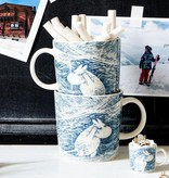 MOOMIN 姆明暴風雪景餐具