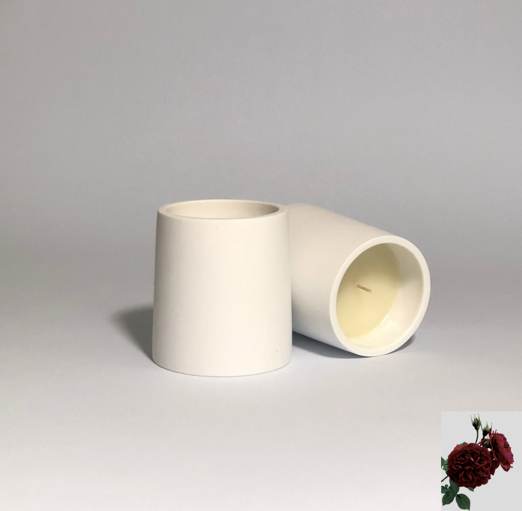 ARTISAN 手工香薰蠟燭-深紅玫瑰