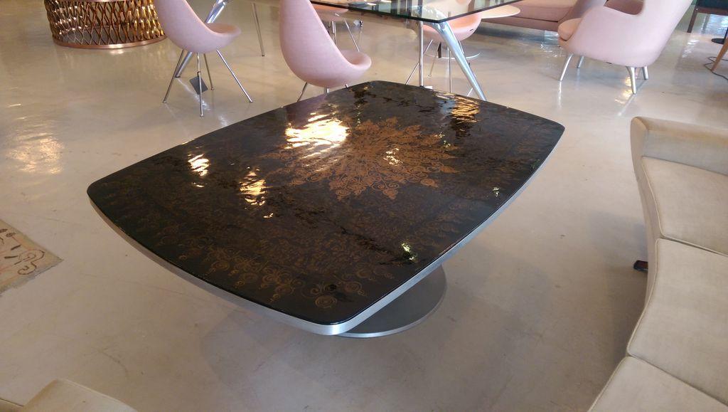 BJORN WIINBLAD COFFEE TABLE,