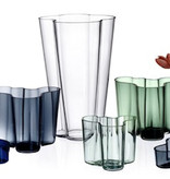 AALTO 透明花瓶, 600MM