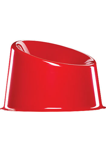 PANTO POP 红色椅子