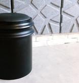 HIDE 黑色凳/桌子/储存空间