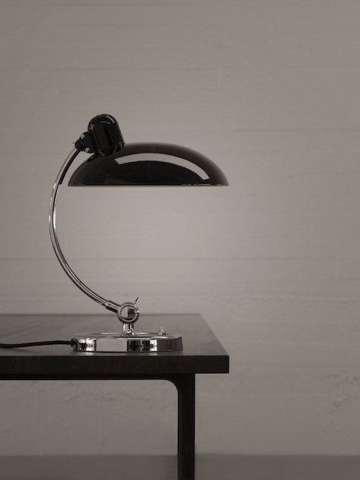 6631 KAISER IDELL LUXUS TABLE LAMP IN BLACK
