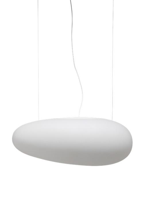AVION PENDANT LIGHT POLYETHYLENE IN WHITE