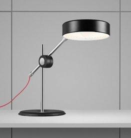SIMRIS LED TABLE LAMP IN BLACK COLOUR (DISPLAY)