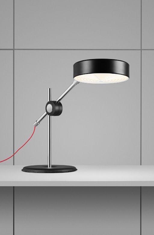 SIMRIS 黑色LED台灯