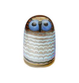 小猫头鹰(105x75毫米)